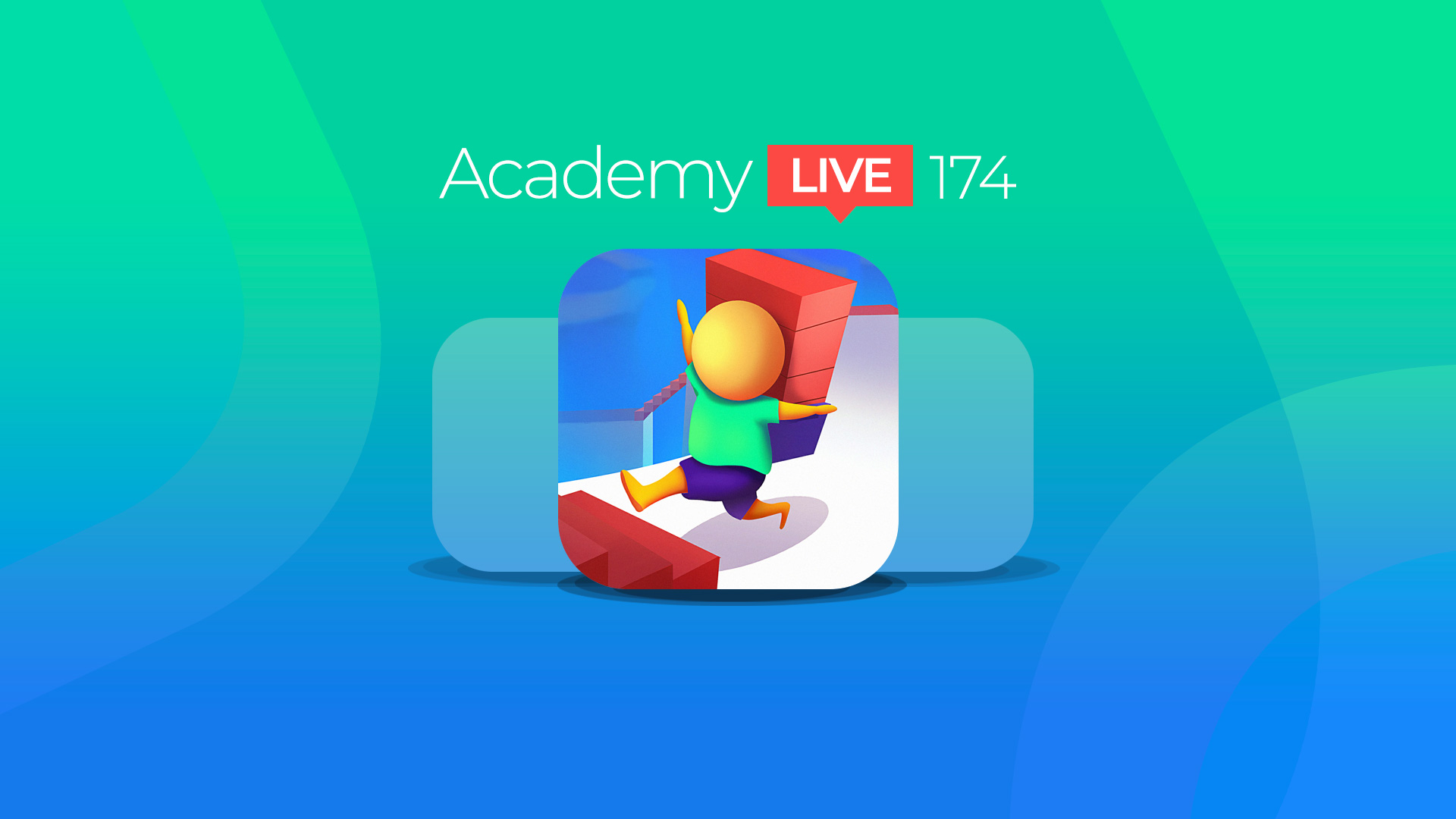 Academy Live 174: Chat Master! Draw Duel, Stair Run