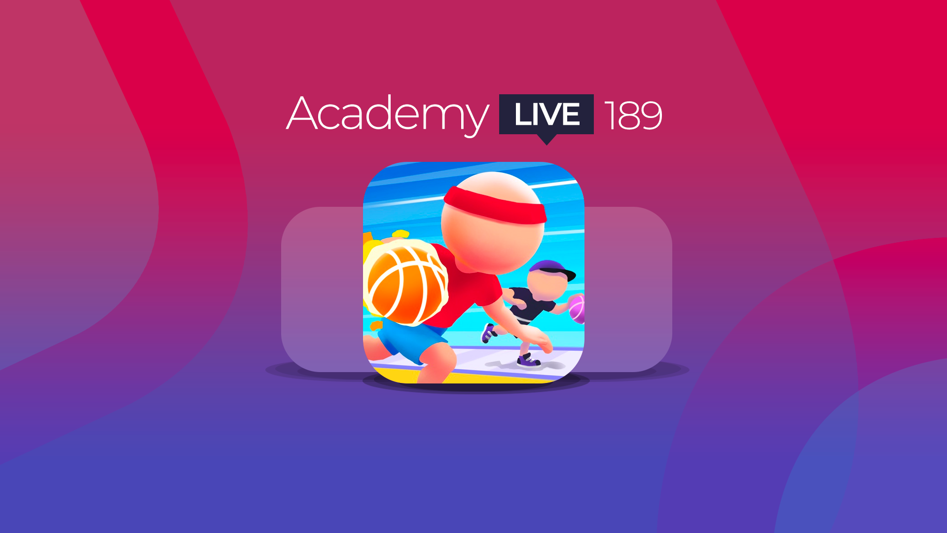 Academy Live 189: Timeshift Race, Just Survive, HoopMasters