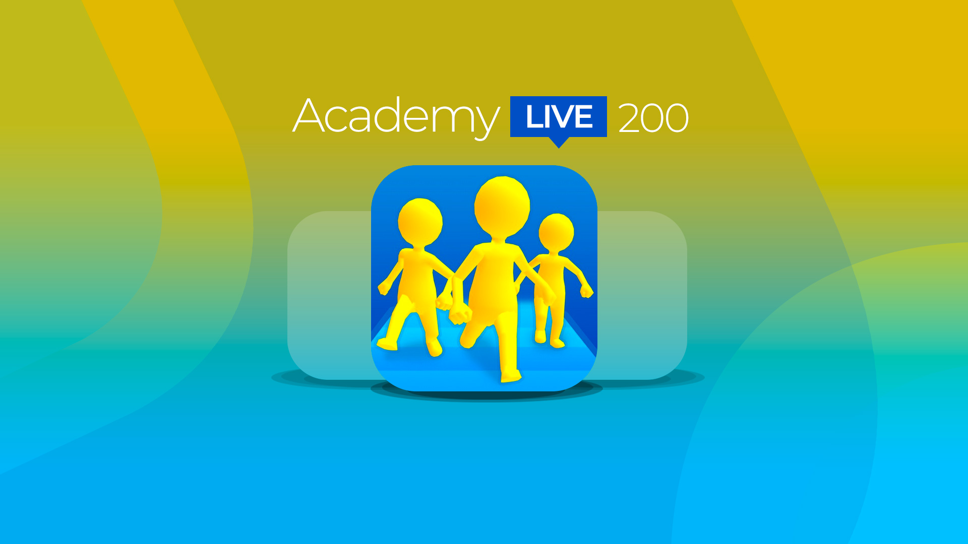Academy Live 200: Join Clash!